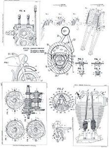 Norton Motorrad - Technik Kompendium auf 336 Seiten