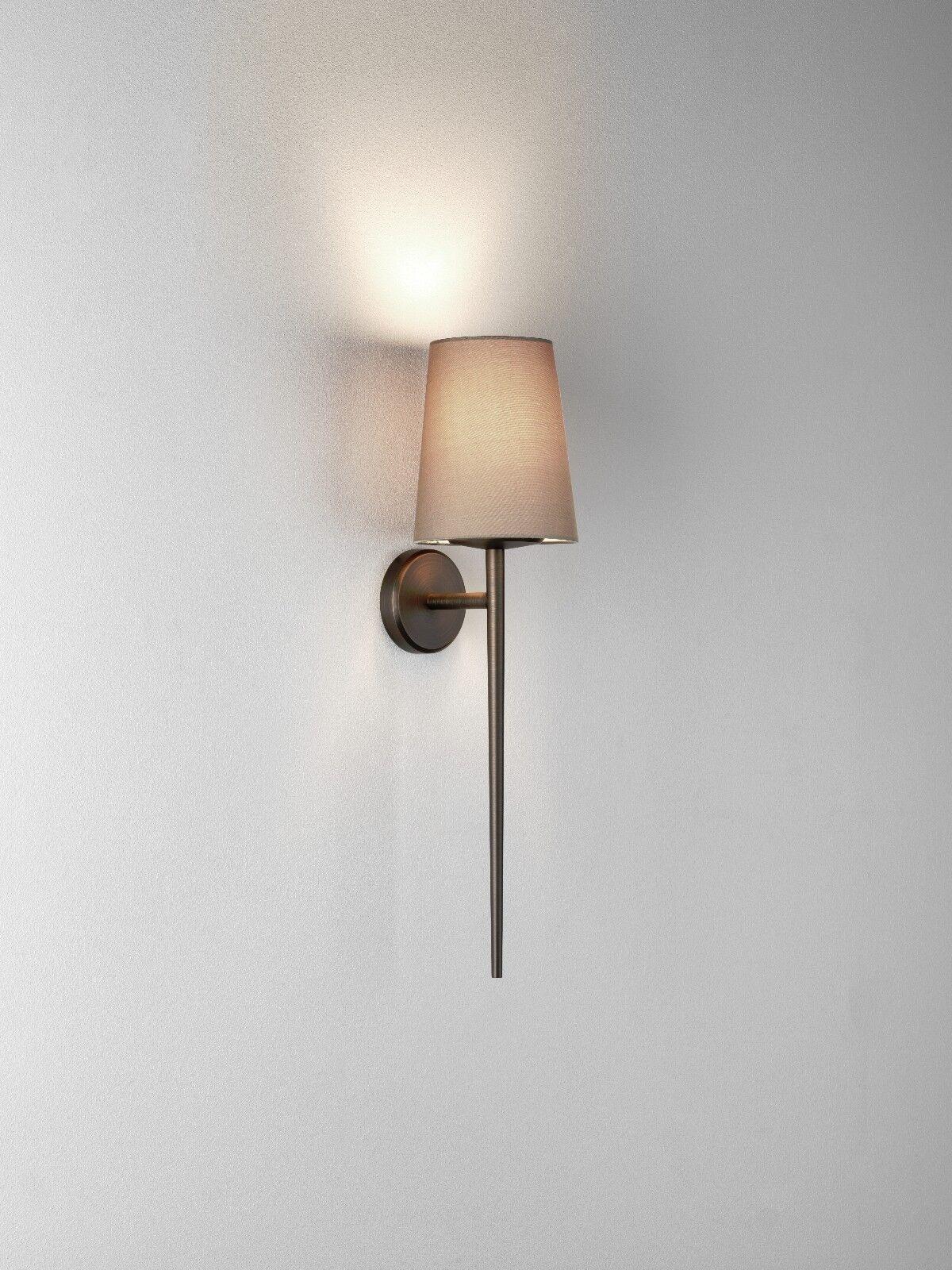 Astro 7981 deauville unique salle de bain bain de mur lumière bronze plaqué finition 039798