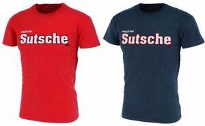 Derbe-Hamburg-Sutsche-Garcons-Homme-T-Shirt-Coton-Biologique