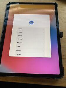 apple ipad 11 Pro 2018 256gb NO FACE ID