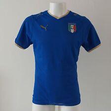 Italy PUMA 2007 08 Euro HOME Football ITALIA MAGLIA Italia Shirt