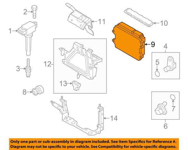 Brilliant 14 15 Mazda 3 Ecm Ecu Wiring Connectors Plugs Pedb 18 881A For Sale Wiring 101 Akebretraxxcnl