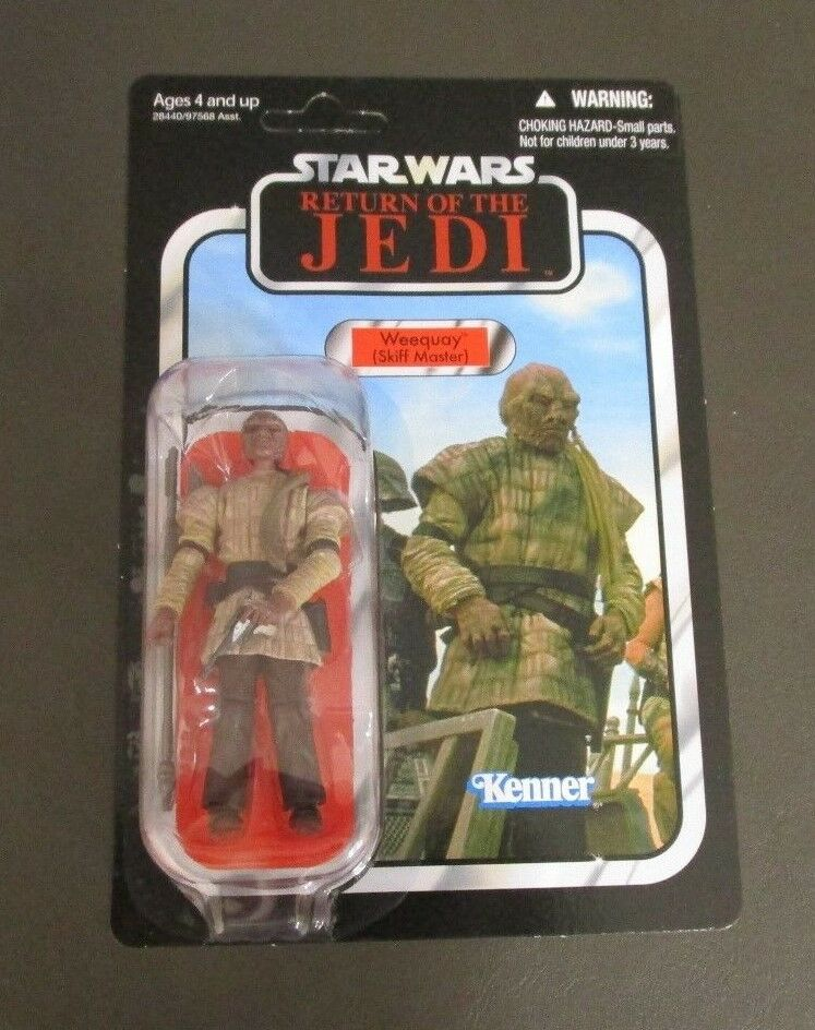 Weequay Skif Master 2011 STAR WARS Vintage Collection VC48 MOC UNPUNCHED
