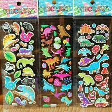 3 X 3D Bubble Lovely Animal Sticker for Kids Baby Gift Toy Cheap DIY