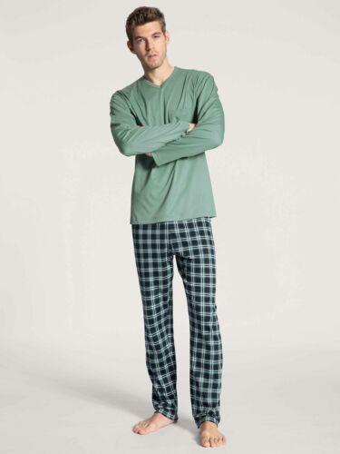 Calida Messieurs pyjama long relax Choice pyjama