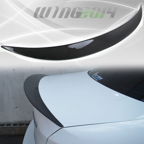Carbon Fiber BMW 1-Series E82 Performance Trunk Spoiler Wing 128i 135i 2013