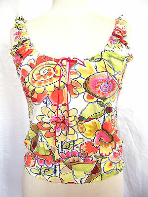 S und L   Damen Top for women Shirt Oilily Sonnentop NEU Gr