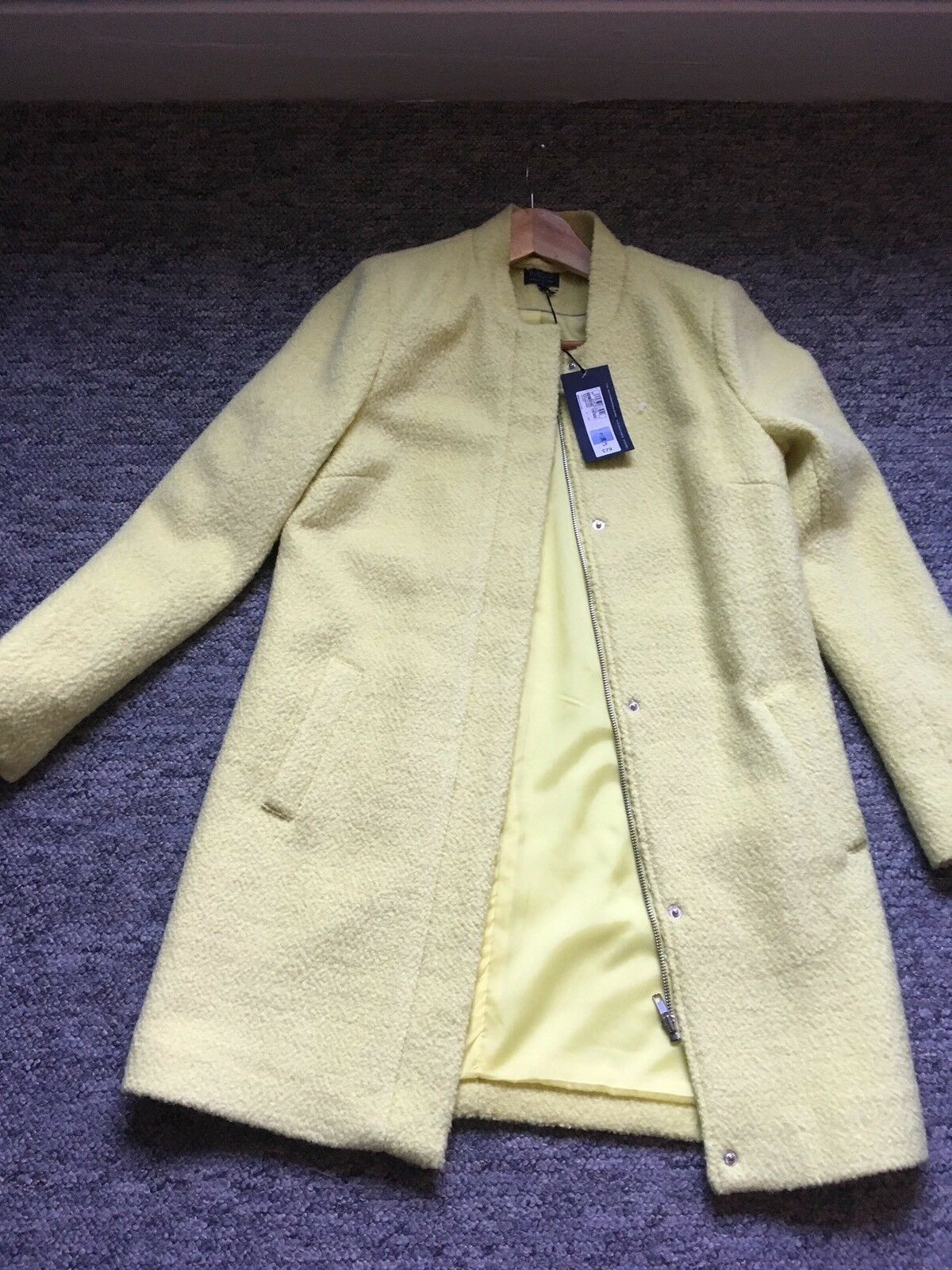 Marks and spencer coat Size 8,New With Tags
