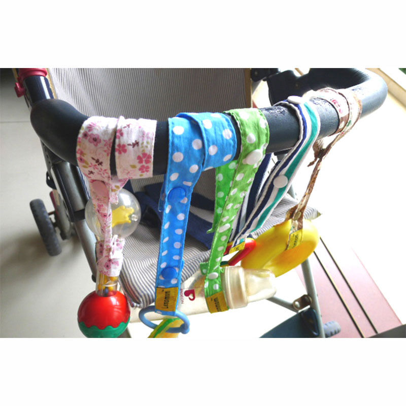 Baby Stroller Secure Toy Rope No Drop Bottle Cup Holder Strap Chair Car Seat /_7