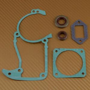 Cylinder Muffler Crankcase Gasket Oil Seals For Stihl Ms360 Ms340 036 034