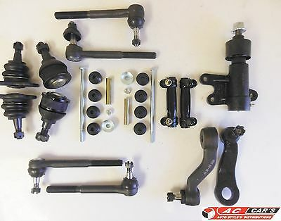 C1500 SIERRA 2WD Idler Bracket Pitman Tie rod Ball joints sleeves