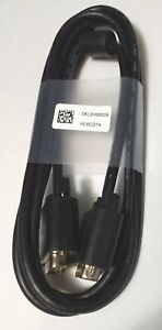 Black Dell 5KL2H06509 VGA Cable  Male to Male
