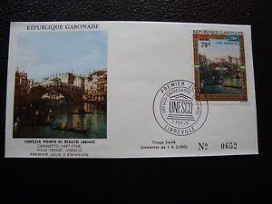 Gabon-Sobre-1er-Dia-7-2-1972-B1-Stamp