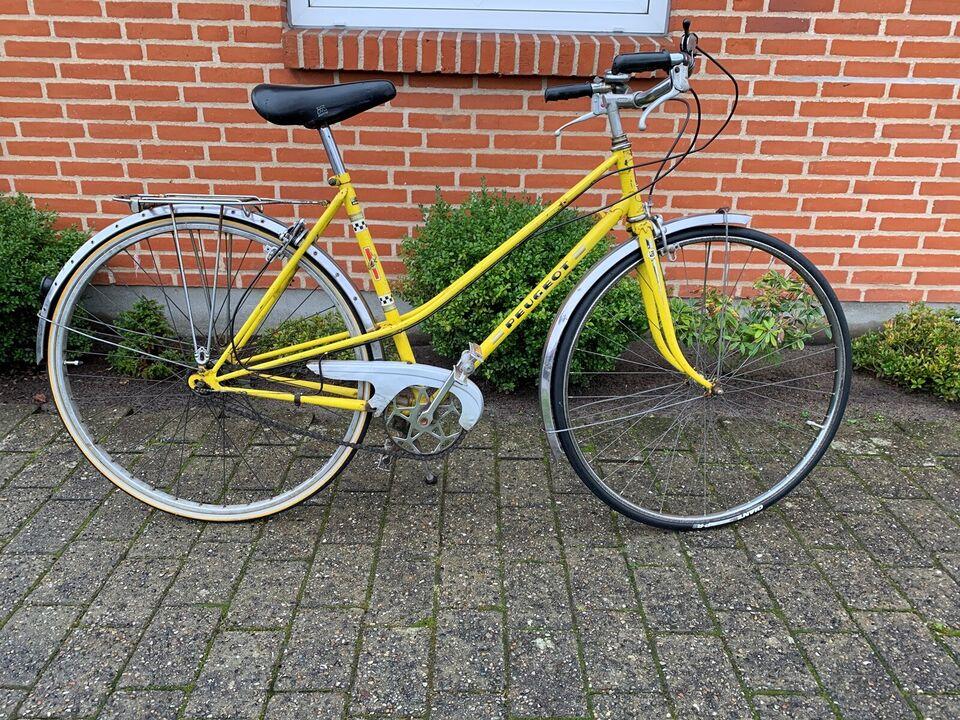 Damecykel, Peugeot, Mixte