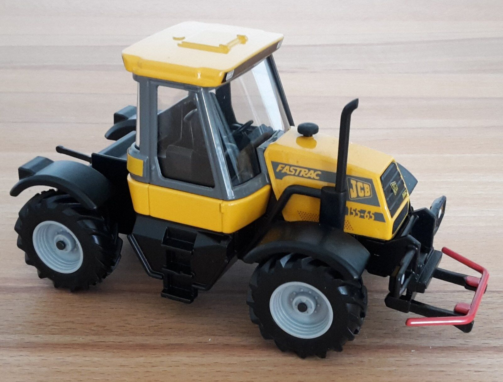 Spielzeug Traktor JCB Fastrac 155-65 JOAL COMPACT 1 35 DieCast Metal  NEU OVP