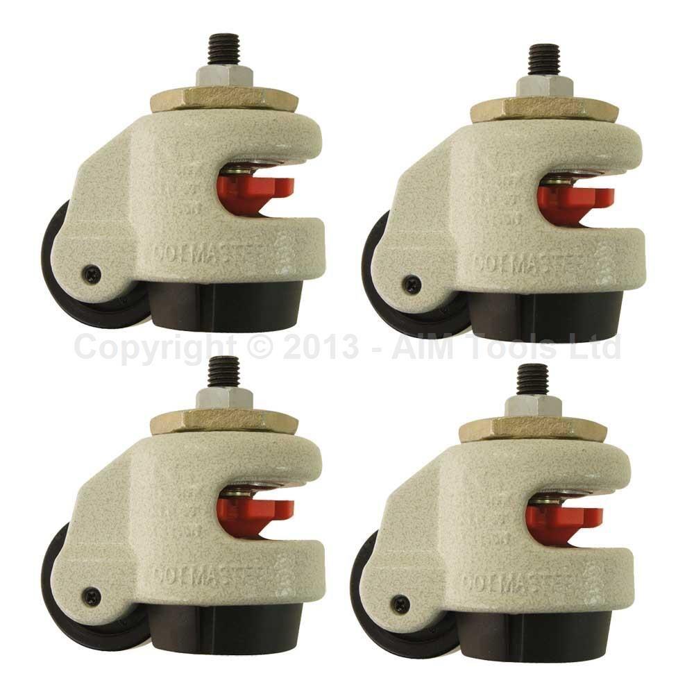5505764 Heavy Duty Foot Master Wheel GD-60S 4PCS Set