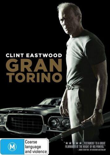 1 of 1 - Gran Torino (2008) Clint Eastwood - NEW DVD - Region 4