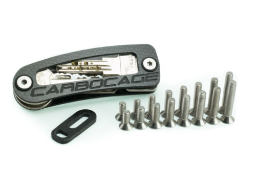DIRECTLY FROM THE MANUFACTURER MADE IN GERMANY CARBOCAGE KEYCAGE