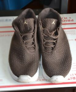 online retailer 7a329 7aa0a Image is loading Nike-Air-Jordan-Future-Baroque-Brown-White-656503-