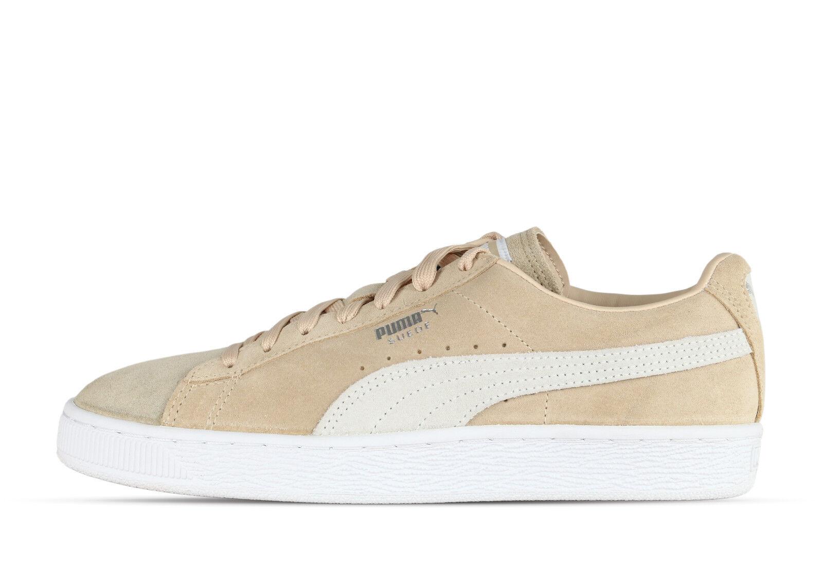 Puma Suede Classic+ NATURALE Sneaker vachetta 363242 08 - Sneaker NATURALE - DONNE - BEIGE + 0d95d2