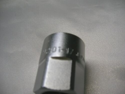 DATSUN 17mm Square Drain Plug Socket  KTC Tool 凹 For: NISSAN 240Z 240K R31 R32