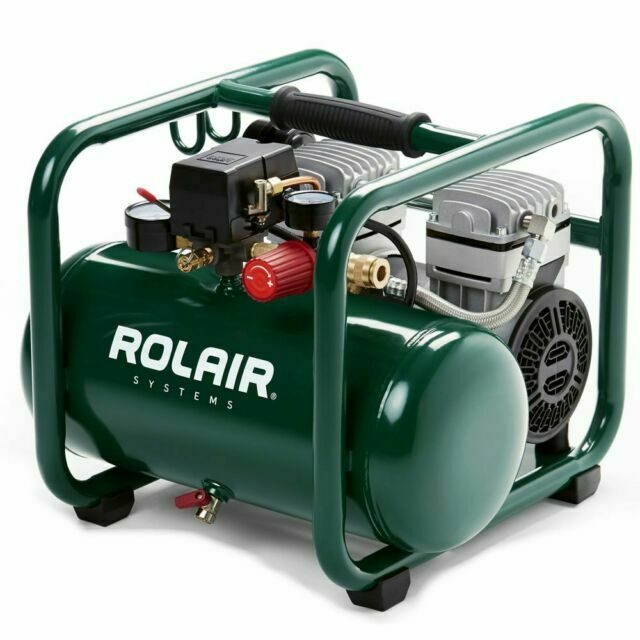 Rolair JC10PLUS 1 HP Air Compressor. Buy it now for 240.00