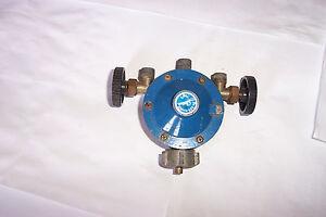 Gasdruckregler funktion