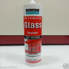 Silicone Glass Glue Sealant 300 ml -DOW CORNING CORP- U.S.A