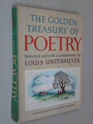 The Golden Treasury of Poetry 0001061240 The Cheap Fast Free Post