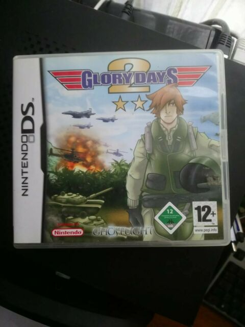GLORY DAYS 2 : Brotherhood of men pour DS