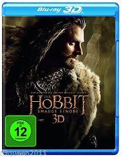 Der Hobbit: Smaugs Einöde [Blu-ray + Blu-ray 3D] ein Erlebnis! * NEU & OVP *