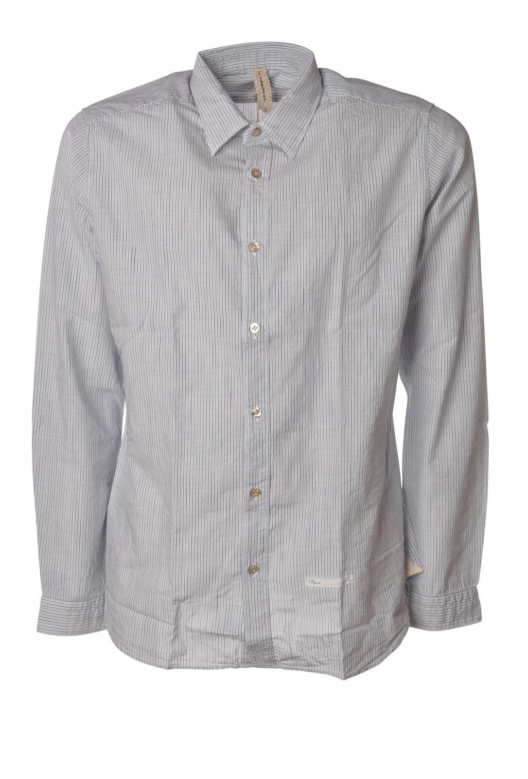Dnl - Blausen-Shirt - Mann - Fantasie - 5631607C195110