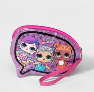 Random 7X Doll Case HAT glasses FOR LOL Surprise LiL Sisters queen bee doll toy