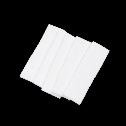 5pcs 3D Printer Heating Block Cotton Hotend Nozzle Heat Insulation 3mm Thick CHK