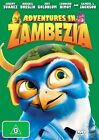 Adventures In Zambezia (DVD, 2014)