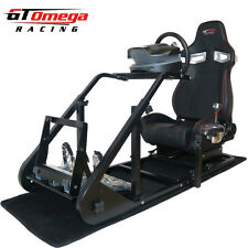 GT Omega ART Simulator Cockpit RS9 for Thrustmaster T500 RS Racing wheel PS3 PC