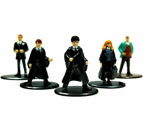 Nano-Metalfigs-Harry-Potter-5-Pack-Die-Cast-Figures-Jada-Toys-Pack-B-NIB