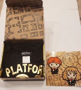 Harry Potter Christmas Gifts.Details About Harry Potter Christmas Gift Set Girl S Shirt With Pin Patches Med