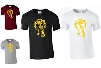 BIG BANG THEORY MANBOT T shirt Bazinga Sheldon Cooper FUNNY (BIG ROBOT,TSHIRT)