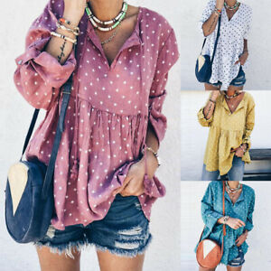 ZANZEA-Womens-Long-Sleeve-Printed-Shirts-Autumn-Tops-Casual-Loose-Baggy-Blouses