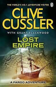 Lost-Empire-FARGO-Adventures-2-Blackwood-Grant-Cussler-Clive-Very-Good-Bo