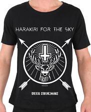 HARAKIRI FOR THE SKY Deer Twilight T-Shirt - M / Medium - 162516