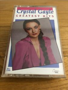 1991-Crystal-Gayle-Greatest-Hits-Cassette-Tape