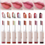 Two-tone-Tint-Lip-Bar-Long-Waterproof-Lasting-Color-change-Lipstick-Lip-Balm-2g miniature 1