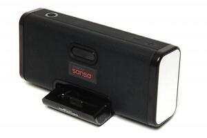 NEW-Altec-Lansing-IM510-Portable-Speaker-for-Sansa-MP3-Players