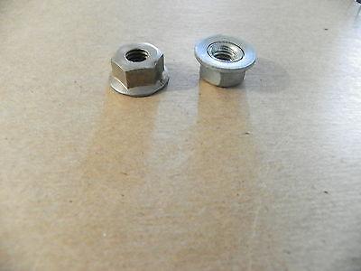 2 Poulan Part # 530015251 Poulan Chainsaw Bar Nuts