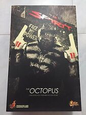 Hot Toys MMS 86 The Spirit Octopus Samuel L. Jackson 12 inch Action Figure NEW