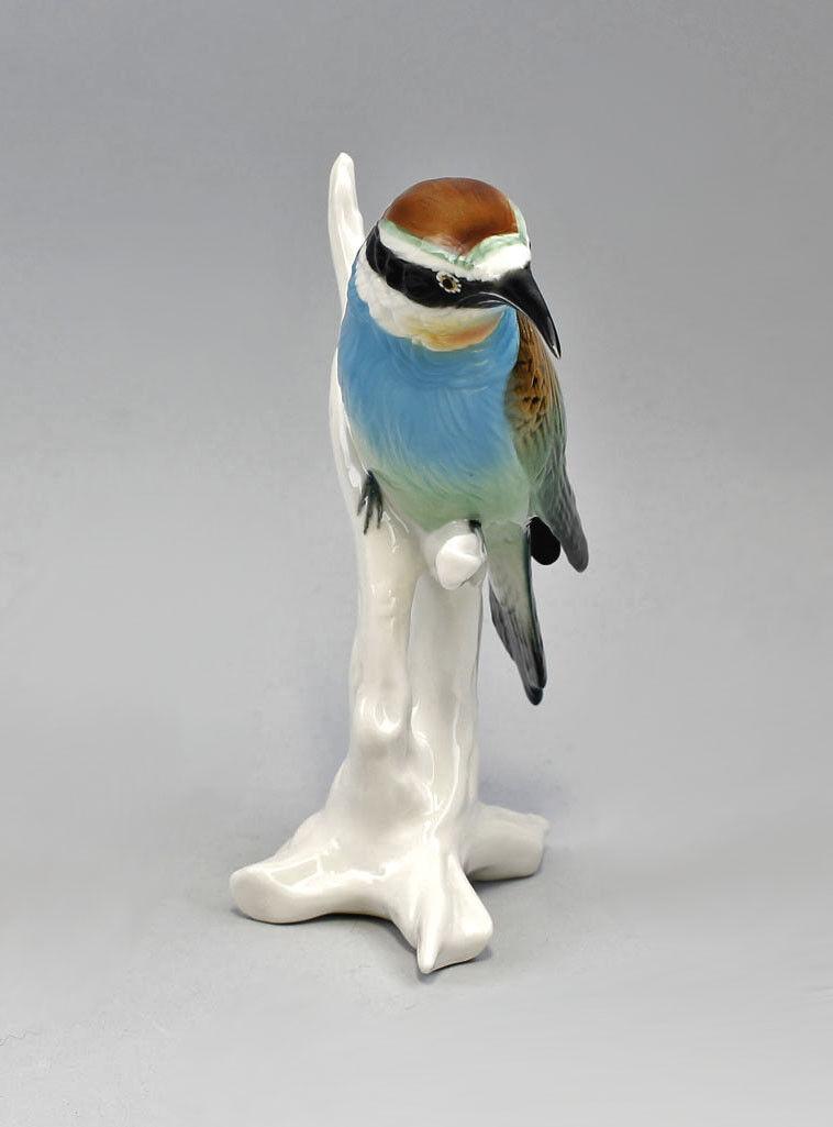 PORCELAINE PERSONNAGE ENS Pitta Coloré oiseau ENS PERSONNAGE h17cm 9941324# 9e90b1