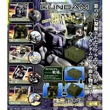 2004 MegaHouse HAKORAMA Gundam 0080 - 08MS Team Scene Figure SP Edition