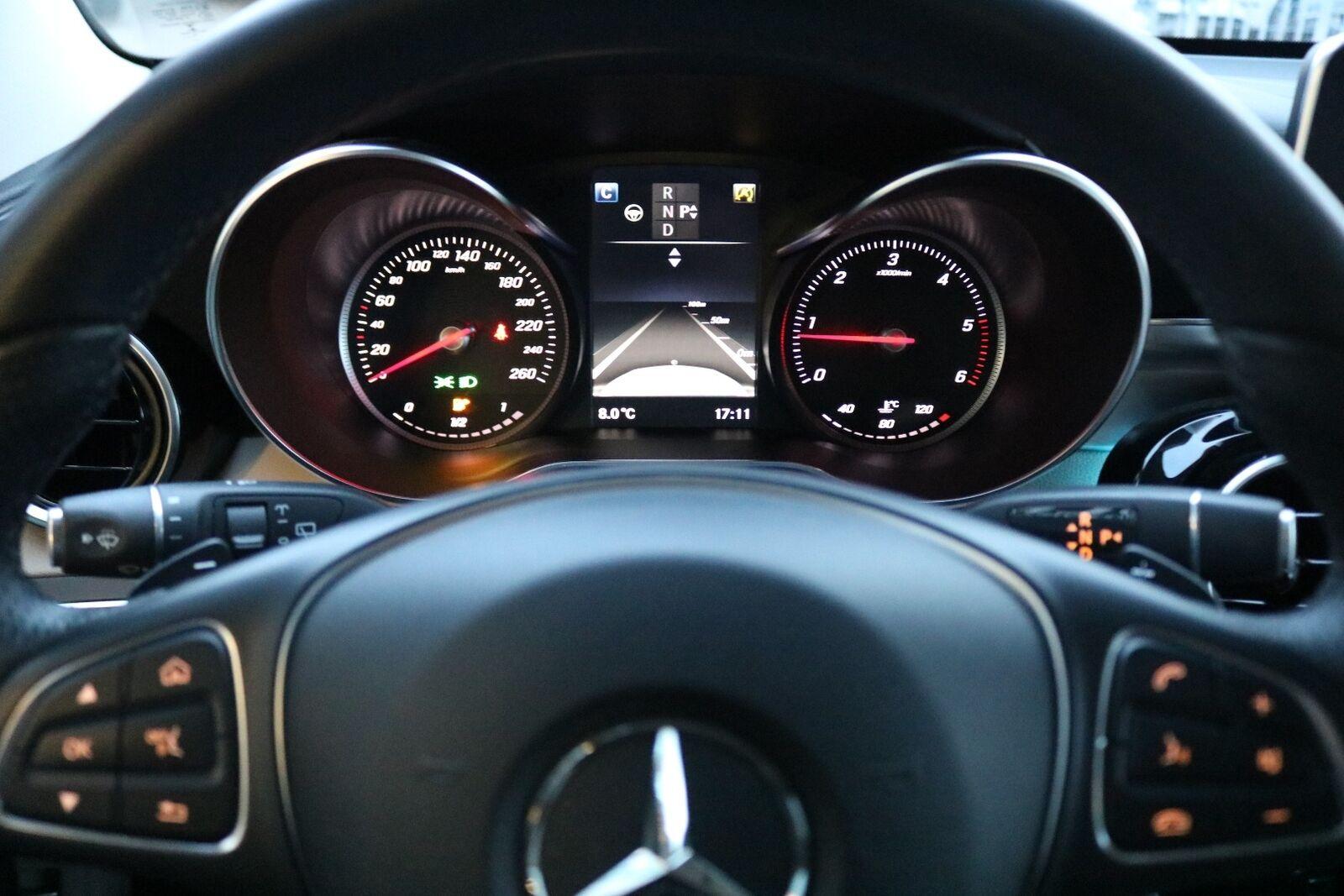Mercedes GLC250 d aut. 4-M Van